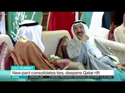 UAE and Saudi Arabia's new pact consolidates ties deepens Qatar rift