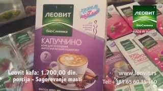 Leovit Srbija - Izgled menija i sadržaj paketa