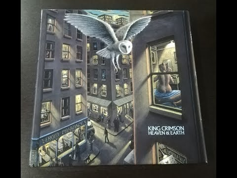 King Crimson - Heaven & Earth 2019 Boxset unboxing Mp3