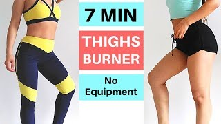 Lean sexy legs, slim thighs in 3 Weeks  workout video