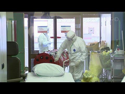 В России за сутки зафиксирован 601 новый случай коронавируса.