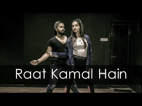 Raat Kamaal Hai | Guru Randhawa & Khushali Kumar | Tejas & Ishpreet | DanceFit Live