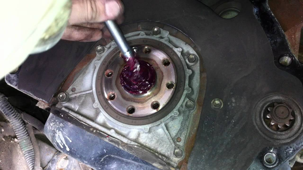 How To Remove A Clutch Pilot Bearing Without A Puller Grease Bread Paper Trick Youtube