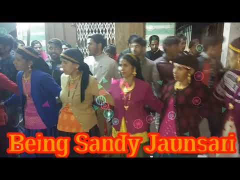 Jaunsari Harul 'Porotiya Beta' सुंदर तांदी Dance की प्रस्तुति !!