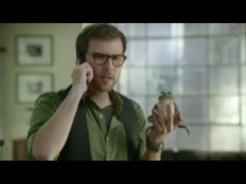 frog protection discover card commercial youtube