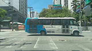 Passeio em Boa Viagem - Recife PE 15/04/2017