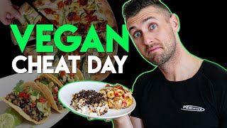 I tried the most EPIC VEGAN CHEAT DAY! ..... (Too good to be true?)