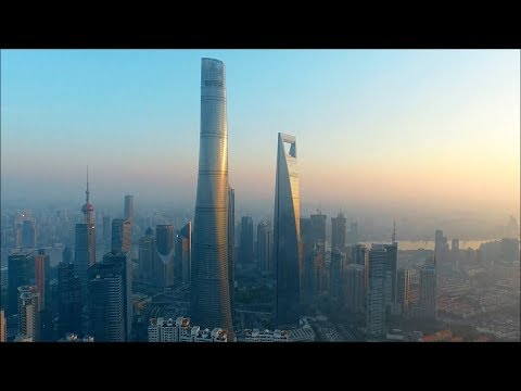 BEST OF SHANGHAI TOWER !