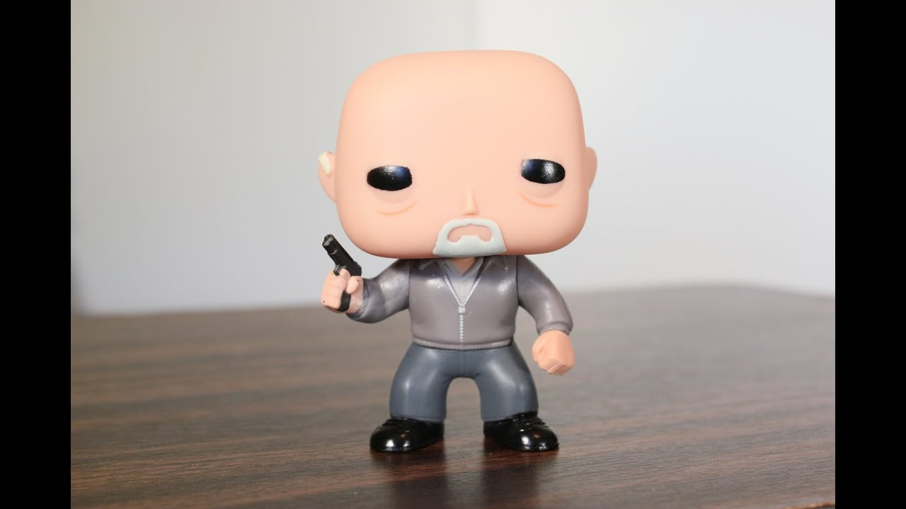 Mike Ehrmantraut Breaking Bad Funko Pop Review Youtube