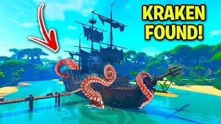 Fortnite Saison 8 Secrets YOU NEED TO SEE! (Octopus, Respawn, Grotte cachée)