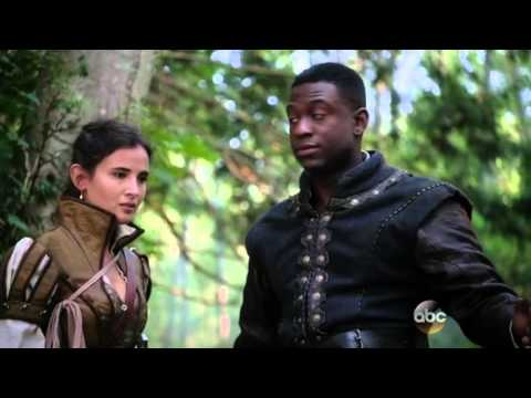 OUAT  - 5x04 'I thought I lost you' [Lancelot & Guinevere]