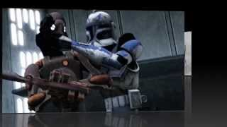 Download Star Wars The Clone Wars Rap: Broken Clone, Hardened Trooper MP3 song and Music Video