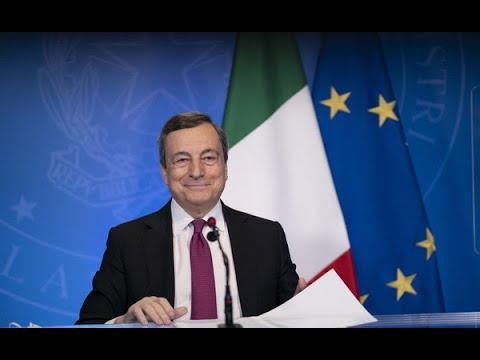 Draghi, il retroscena di Dagospia: Quirinale? No, mira alla poltronissima di......