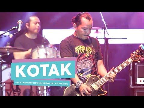 [HD] Kotak - Merah Putihku (Live at MAXCITED , Yogyakarta 2017)