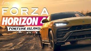 FORZA HORIZON 4 FORTUNE ISLAND Part 1 - Auf Schatzsuche! | Lets Play
