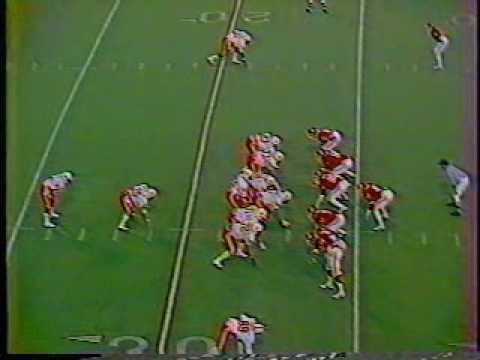 1983 Nebraska vs Oklahoma part 1