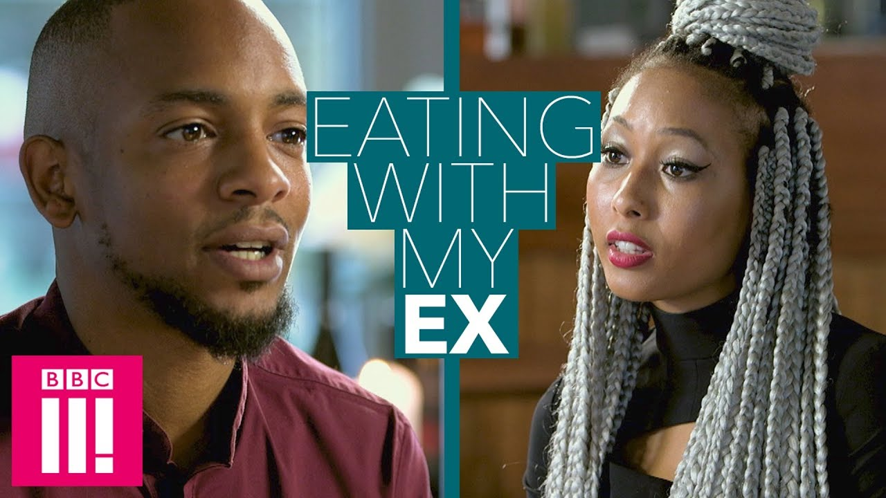 Why Can't We Let Go? | Eating with My Ex: Jas And Ash #1