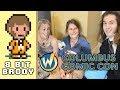 Wizard World Comic Con Columbus 2017 Exploiting Women For Views 8 Bit Brody mp3
