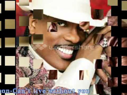 Charlie Wilson-Can't live without you