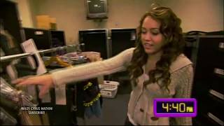 Miley Cyrus and Jonas Brothers Backstage Tour (2007)