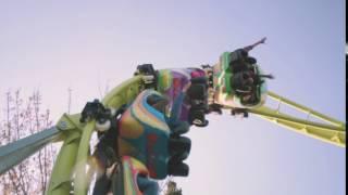 Allou! New rollercoaster Loop It