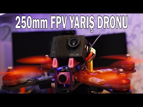 Making A Racing Drone From Scratch
