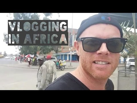 Vlogging in Africa | Daily Vlog #75