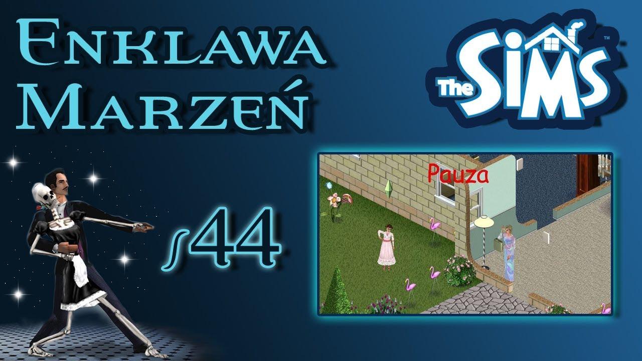 """Enklawa Marzeń odc. 44 – The Sims 1 – """"Mała księżniczka"""""""