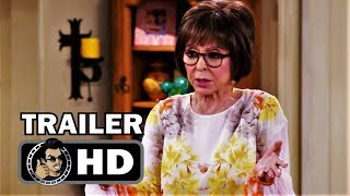 ONE DAY AT A TIME Season 2 Official Trailer (HD) Rita Moreno Netflix Series