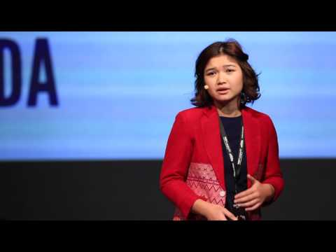 Coming to Canada: The Courage to be Multicultural | Truepayna Moo | TEDxLangleyED