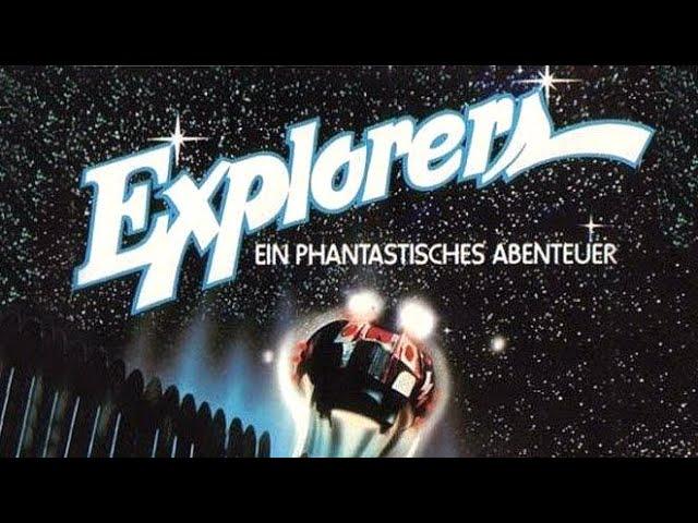 EXPLORERS - Trailer (1985, Deutsch/German)