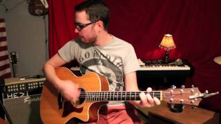 Counting Crows - Hanginaround - Cover