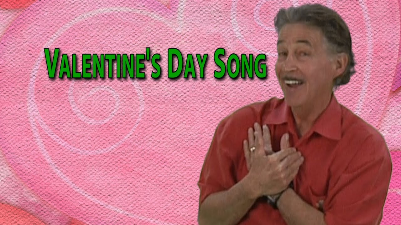 Valentineu0027s Day Song | Valentineu0027s Day We Celebrate | Holiday Song | Jack  Hartmann   YouTube