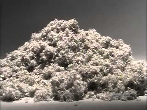 How To Make Cellulose Insulation Youtube
