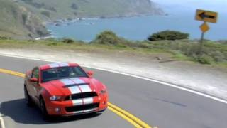 2010 ford shelby gt500 first drive