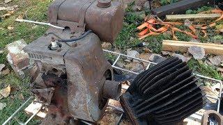 Random Bits 0213: Engines, Tools, Film, Antique german books, and a Macbook