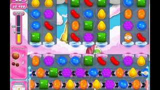 Candy Crush Saga - level 987 (No boosters)