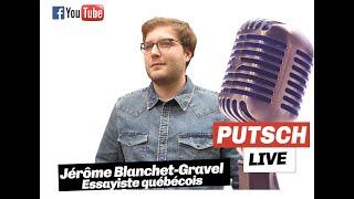 Jérôme Blanchet Gravel, essayiste québécois - L'entretien