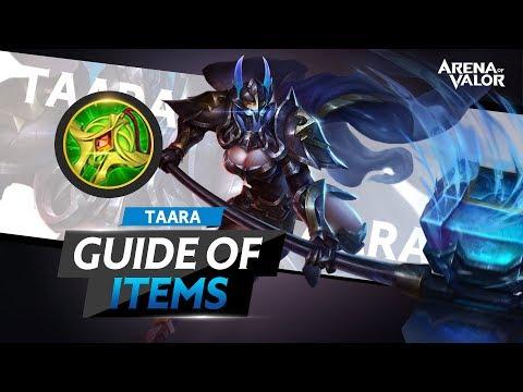 Items Guide: Amulet of Longevity + Taara