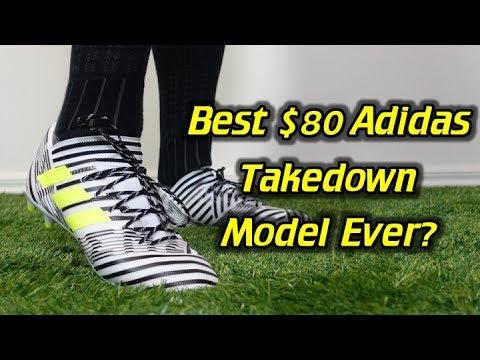 kupuj bestsellery klasyczny styl świetna jakość Adidas Nemeziz 17.3 (Dust Storm Pack) - One Take Review + On Feet