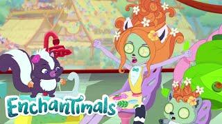 Beauty Botch-Up💄 Enchantimals | Junglewood | Episode 2