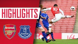 JOHN-JULES WITH A MADNESS! | Arsenal 2 - 2 Everton | U23 highlights