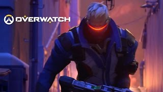 """Official """"Hero"""" Animated Short - Overwatch"""