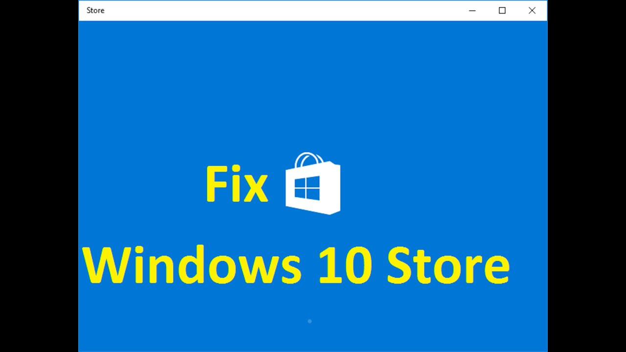 Windows 10 store does not work - Windows 10 Store Does Not Work 20