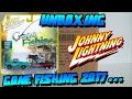 UNBOXING - GONE FISHING JOHNNY LIGHTNING 2017