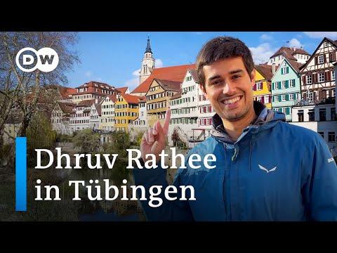 Discover Tübingen with Dhruv Rathee | Travel Tips for Tübingen in Baden-Württemberg, Germany