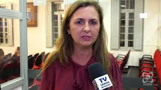 DIRETO DA SESSÃO - Alessandra Lucchesi atua no tema calçadas e passeios públicos