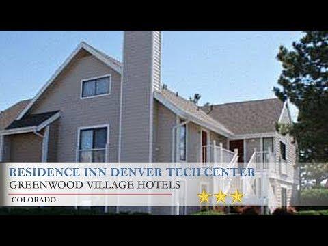 Residence Inn Denver Tech Center - Englewood Hotels, Colorado