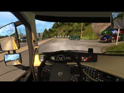 Euro Truck Simulator 2 Scandinavia |