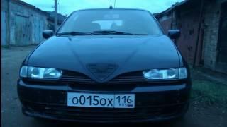 видео обзор Alfa Romeo 145